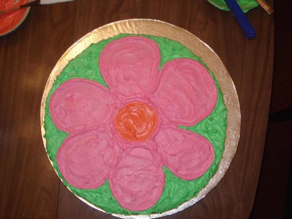 Sidda's 1st birthday cake