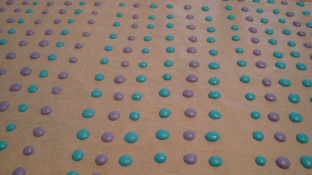 candy buttons!!