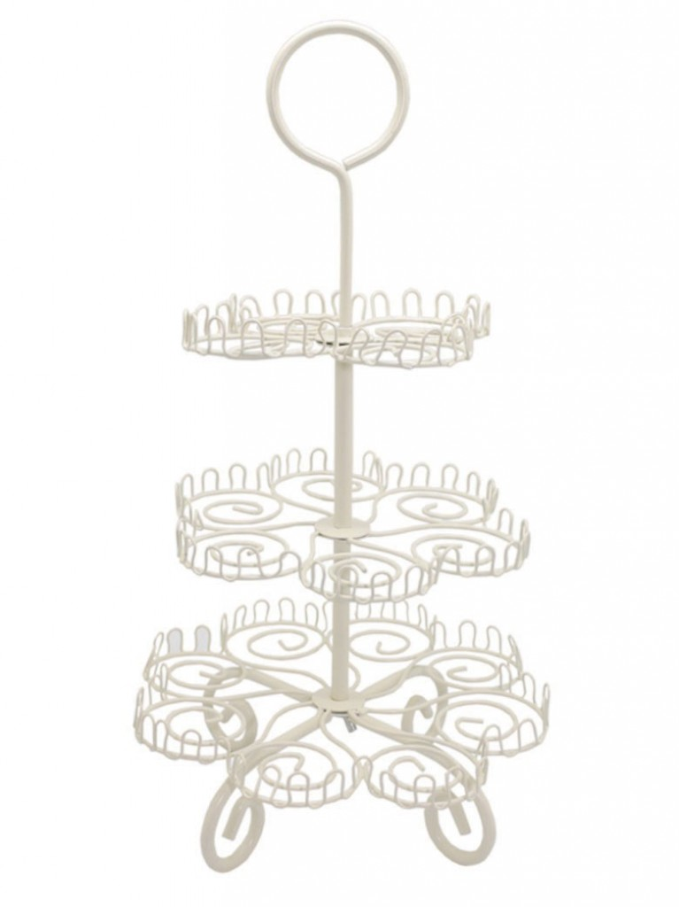 Robert Gordon 3 Tier Cupcake Stand